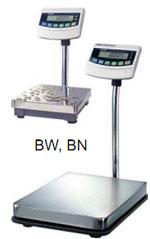 Напольные весы КАС серии BW и серии BN