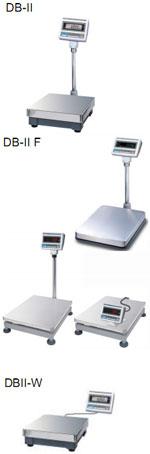 Напольные весы CAS серии DB2,  D-II