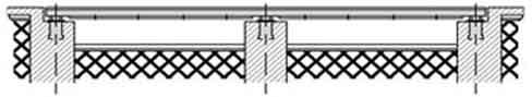 Весы аМидл втомобильные фундаментные устанавливаемые в приямок