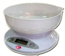 Бытовые весы весы 2К810 ХОЗЯЮШКА (5кг)