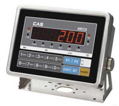 Новая линейка весового оборудования CAS